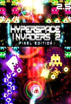 Get Free Hyperspace Invaders II: Pixel Edition