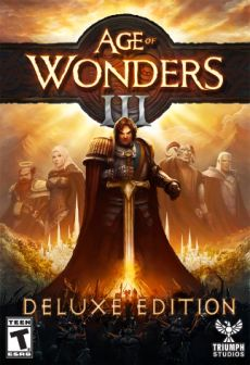Get Free Age of Wonders III Deluxe Edition