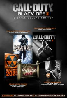 Get Free Call of Duty: Black Ops II Digital Deluxe Edition