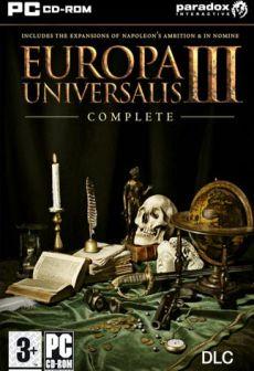 Get Free Europa Universalis III: Complete