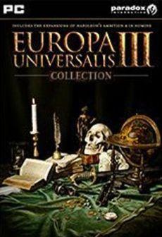 Get Free Europa Universalis III: Collection