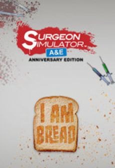 Get Free Surgeon Simulator AE + I Am Bread