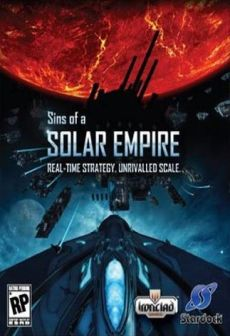 Get Free Sins of a Solar Empire: Rebellion (7 Languages Version)