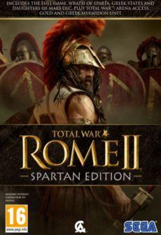 Get Free Total War: ROME II - Spartan Edition