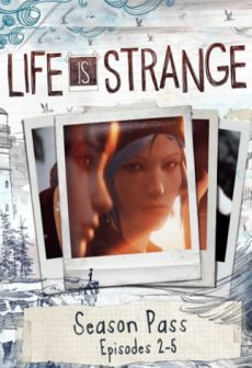 Get Free Life is Strange Season Pass (Episodes 2-5)