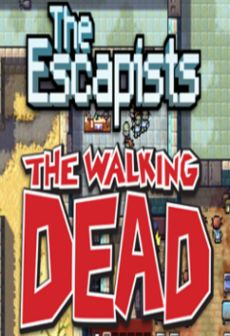 Get Free The Escapists: The Walking Dead