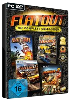Get Free Flatout Complete Pack