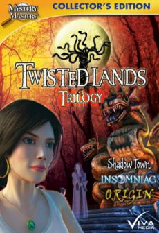 Get Free Twisted Lands Trilogy: Collector's Edition