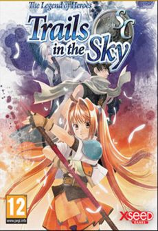 Get Free The Legend of Heroes: Trails in the Sky SC