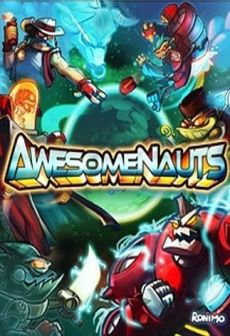 Get Free Awesomenauts Collector's Edition
