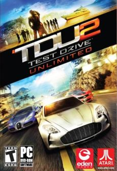 Get Free Test Drive Unlimited 2