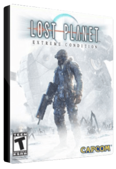 Get Free Lost Planet: Extreme Condition