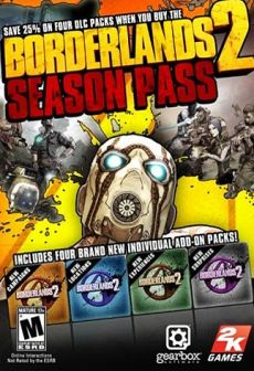 Get Free Borderlands 2 - Season Pass