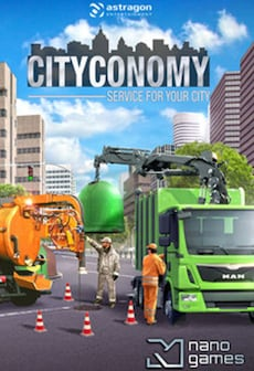 Get Free CITYCONOMY: Service for your City