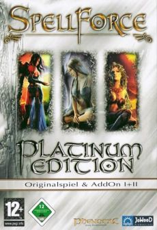 Get Free SpellForce Platinum Edition