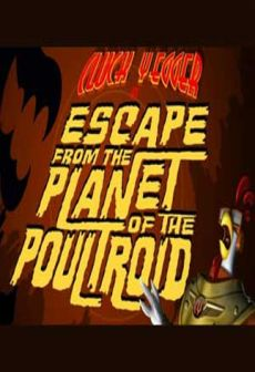 Get Free Cluck Yegger in Escape From The Planet of The Poultroid