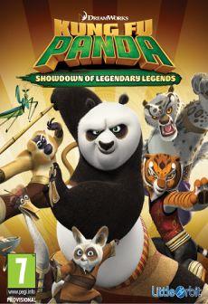 Get Free Kung Fu Panda Showdown of Legendary Legends