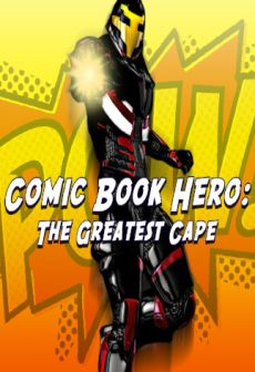 Get Free Comic Book Hero: The Greatest Cape