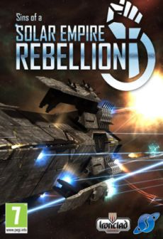 Get Free Sins of a Solar Empire: Rebellion Ultimate Edition
