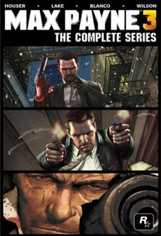 Get Free Max Payne 3 Complete Edition