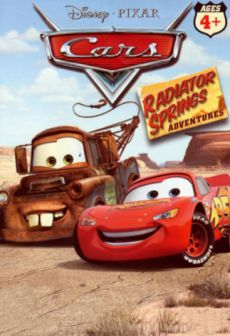 Get Free Disney•Pixar Cars: Radiator Springs Adventures