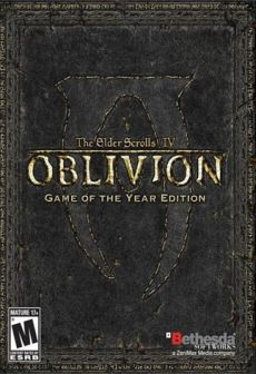 Get Free The Elder Scrolls IV: Oblivion Game of the Year Edition Deluxe