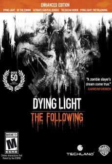 Get Free Dying Light: The Following - Enhanced Edition