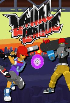 Get Free Lethal League