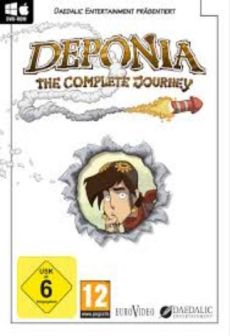 Get Free Deponia: The Complete Journey