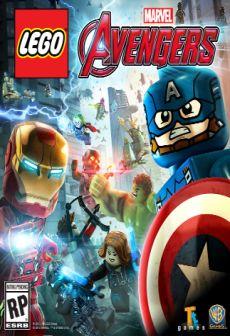 Get Free LEGO MARVEL's Avengers