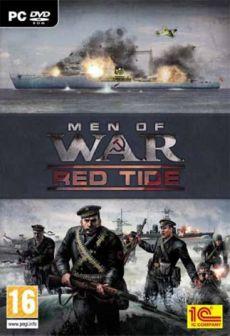 Get Free Men of War: Red Tide