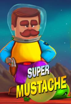 Get Free Super Mustache