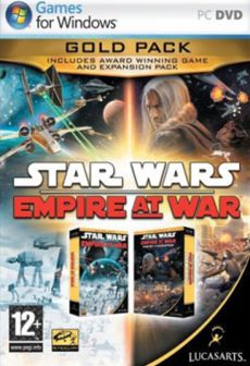 Get Free Star Wars Empire at War: Gold Pack