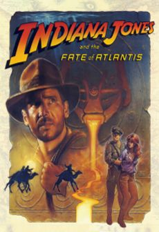 Get Free Indiana Jones and the Fate of Atlantis
