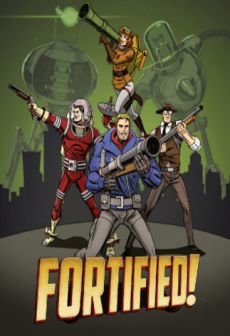 Get Free Fortified