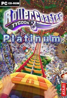 Get Free RollerCoaster Tycoon 3: Platinum