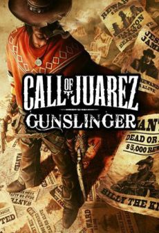 Get Free Call of Juarez: Gunslinger