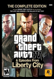 Get Free Grand Theft Auto IV Complete Edition