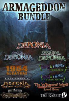 Get Free The Daedalic Armageddon Bundle