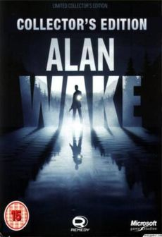 Get Free Alan Wake Collector's Edition