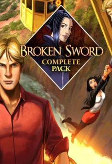 Get Free Broken Sword Complete Package
