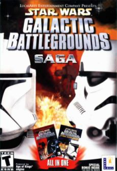 Get Free STAR WARS Galactic Battlegrounds Saga