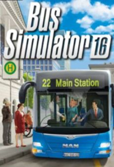 Get Free Bus Simulator 16