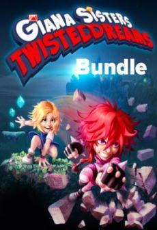 Get Free Giana Sisters: Twisted Bundle
