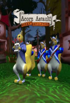 Get Free Acorn Assault: Rodent Revolution