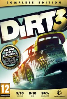 Get Free DiRT 3 Complete Edition