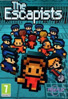 Get Free The Escapists + The Escapists: The Walking Dead Deluxe