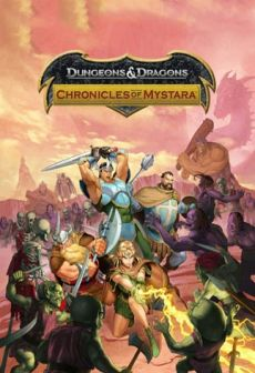 Get Free Dungeons & Dragons: Chronicles of Mystara