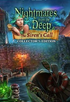Get Free Nightmares from the Deep 2: The Siren`s Call