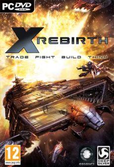 Get Free X Rebirth Collector's Edition